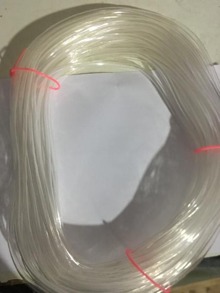 Dây khí dùng gắng máy sủi oxi ấp artemia