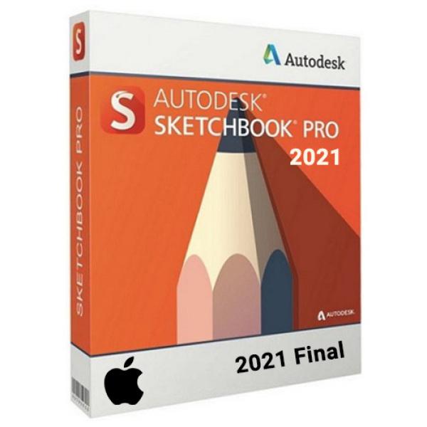 Bảng giá Autodesk SketchBook Pro 2021 - 1 năm bản quyền - Windows/Mac Phong Vũ