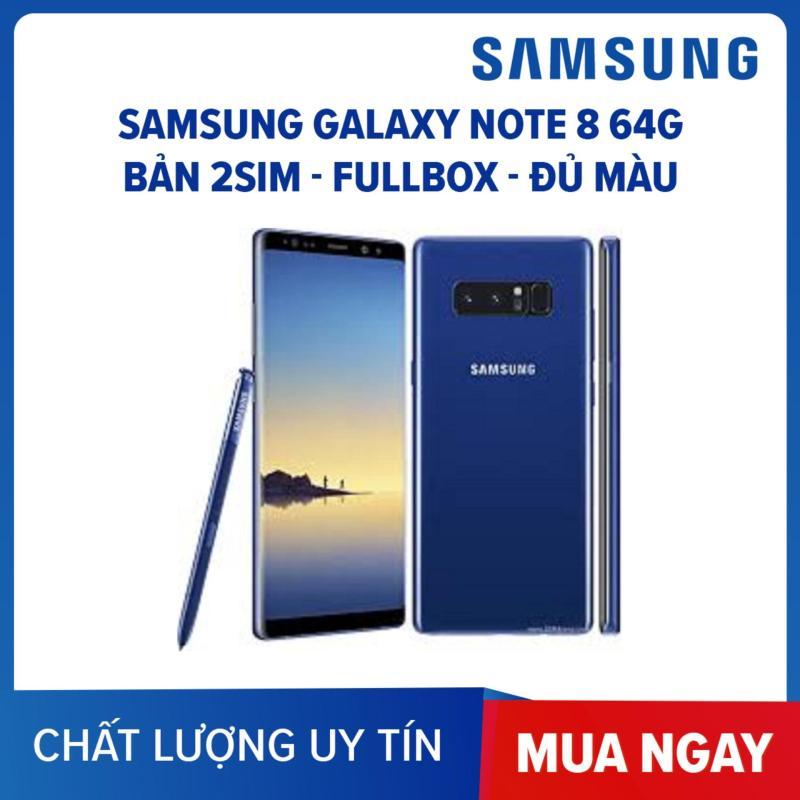 Samsung Note 8 Chính Hãng - Samsung Galaxy Note 8 2sim bản Quốc Tế ram 6G/64G mới