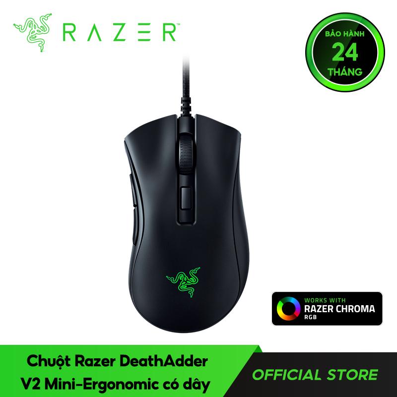 Chuột Razer DeathAdder V2 có dây - Hàng Chính Hãng - Bảo Hành 24 Tháng - GAMING GEAR
