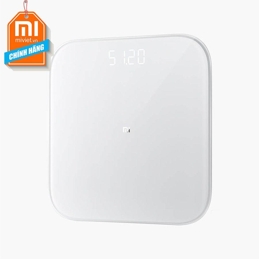 Cân điện tử thông minh Xiaomi Mi Smart Scale 2 chính hãng