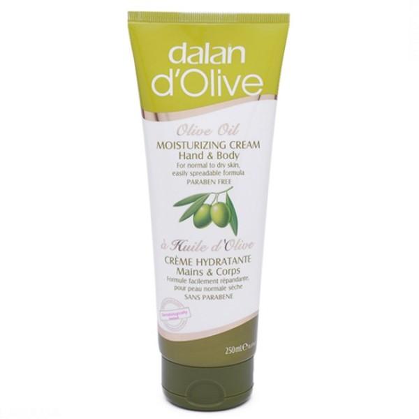Kem dưỡng da tay và toàn thân Dalan DOlive Oil 250ml cao cấp