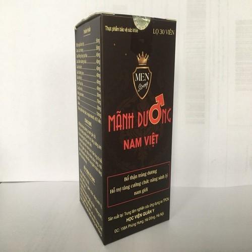 02 hộp Mãnh Dương Nam Việt- HVQY