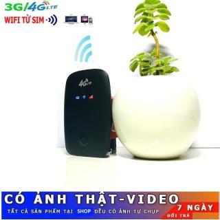 Thiết bị phát wifi không dây di động- Phát wifi từ sim 3G 4G SIÊU TỐC-ĐA MẠNG- Maxis MF60 cao cấp hàng Nhập nguyên chiếc từ Nhật Bản-tặng thánh sim 4G Data cực khủng thumbnail