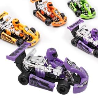Đồ chơi mô hình Xe Đua (xe chạy đà - Nhiều màu) thumbnail
