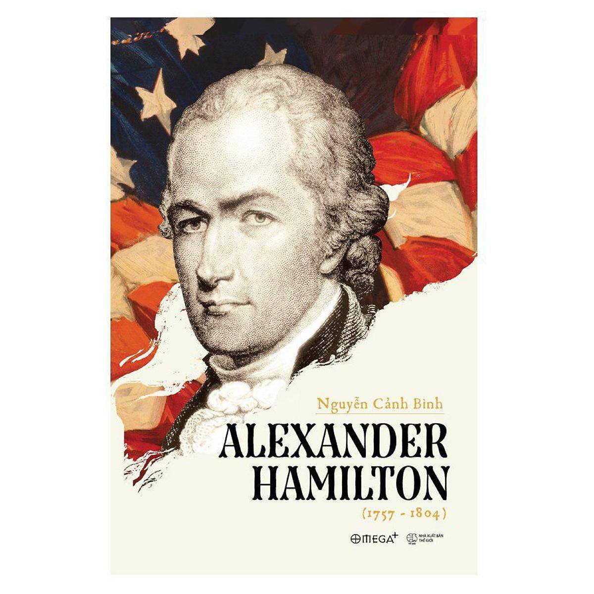 Offer tại Lazada cho Sách - Alexander Hamilton