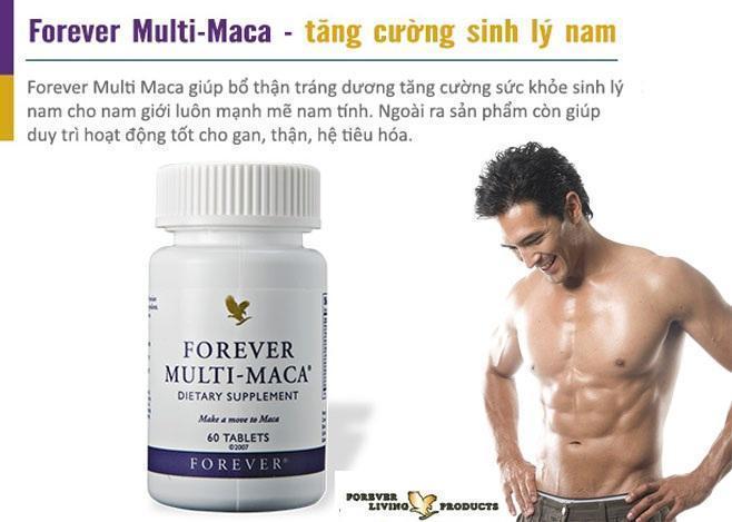 Forever Multi Maca -  Yếu Sinh Lý Nam