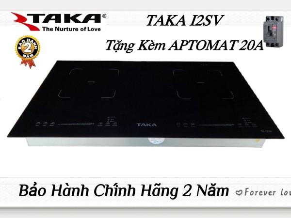 Bếp Từ Đôi Inverter Quality Japan TAKA I2SV