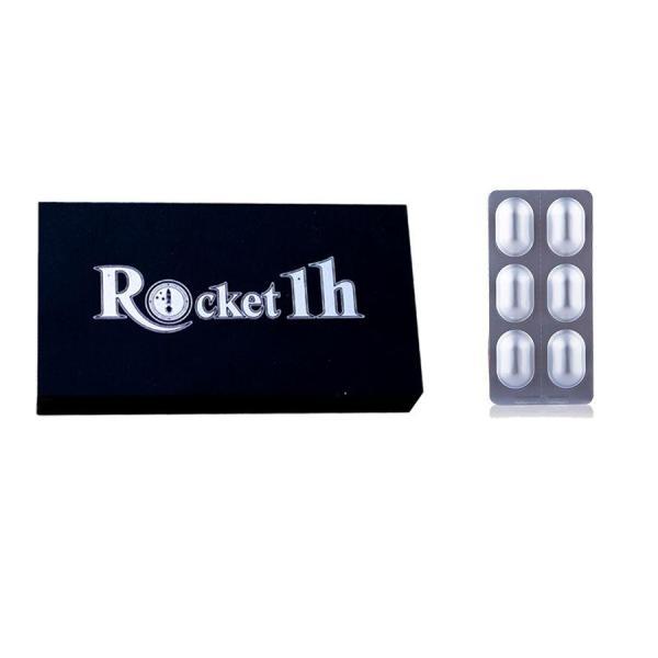 1 Viên Rocket 1H- Tăng Cường Sinh Lý Nam-Che Tên Sản phẩm- công Ty Sao Thái Dương