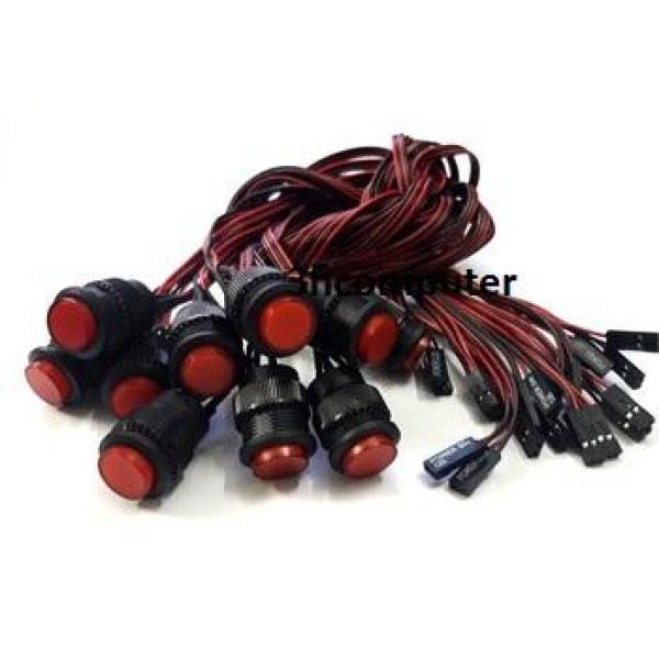Giá Nút nguồn ,nút nguồn pc ,nút nguồn máy tính ,nút nguồn power led 80cm ,Nút nguồn máy tính Power và Led đỏ, dài 80Cm