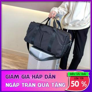 Túi tập gym, du lịch chống thấm có ngăn chứa giày- Túi trống túi xách du lịch thể thao đa năng cho nam nữ thumbnail