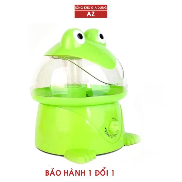 Máy phun sương con ếch tạo độ ẩm thoáng khí