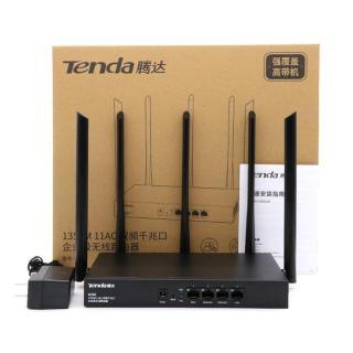 Bộ phát WIFI Tenda w20e ac1350Mps mạng doanh nghiệp 100 user - vùng phủ sóng 500m2 thumbnail