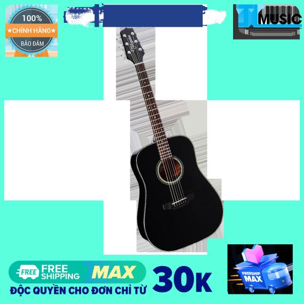 [Chính hãng] Ghi-ta Acoustic Takamine D2D BLK