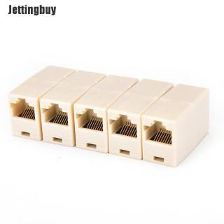 Jettingbuy Đầu Nối Nối Cáp Mạng Lan Ethernet Cáp RJ45 Mạng thumbnail
