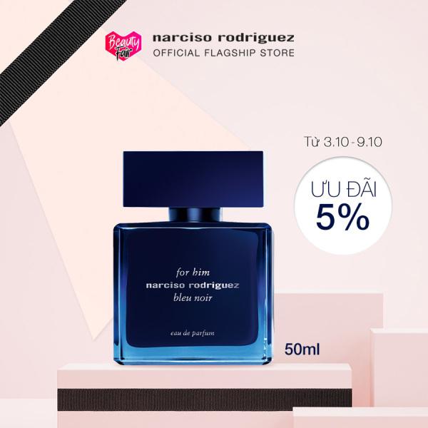 Nước hoa nam Narciso Rodriguez For Him Bleu Noir Eau De Parfum 50ml