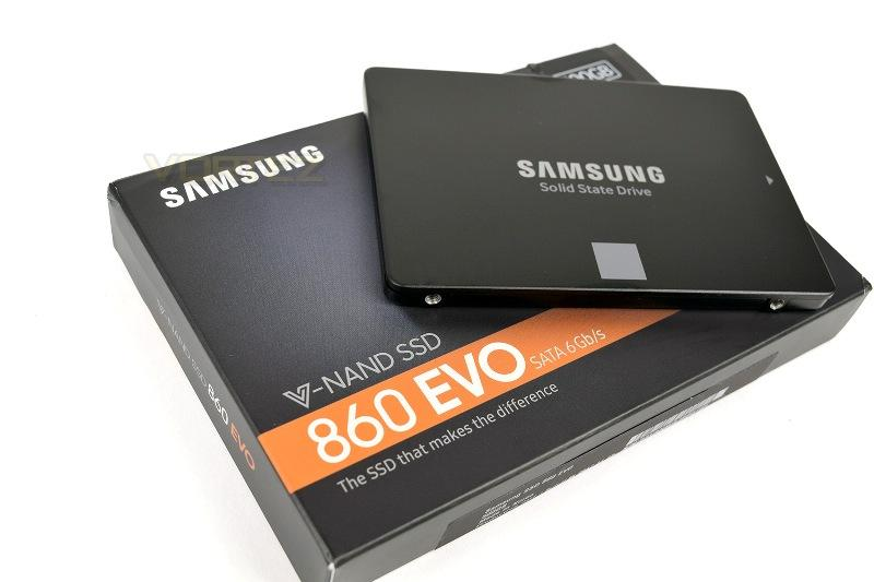 Ổ cứng SSD samsung 250GB 860 Evo SATA III 2.5 inch (new version).