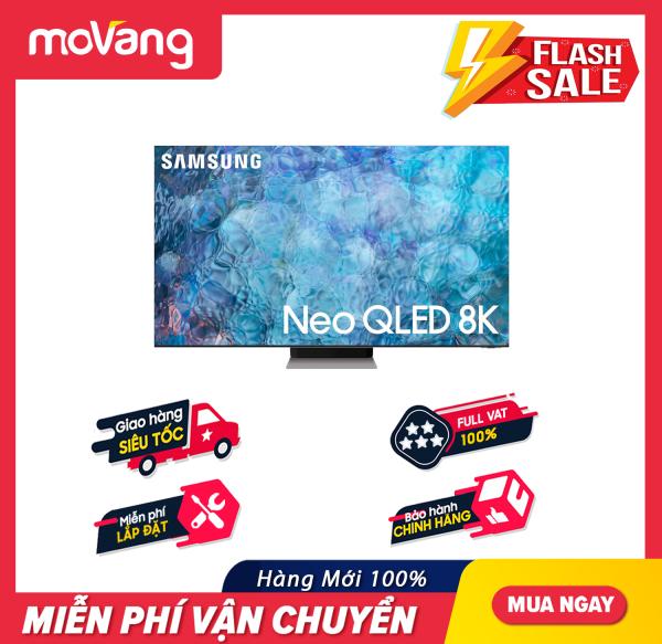 Bảng giá [HCM][Trả góp 0%]NEO QLED Tivi 8K Samsung 75QN900A 75 inch Smart TV 2021 - Bảo hành 10 năm Không Lưu Ảnh - Kết nối Bluetooth - Tìm Kiếm giọng nói Tiếng Việt