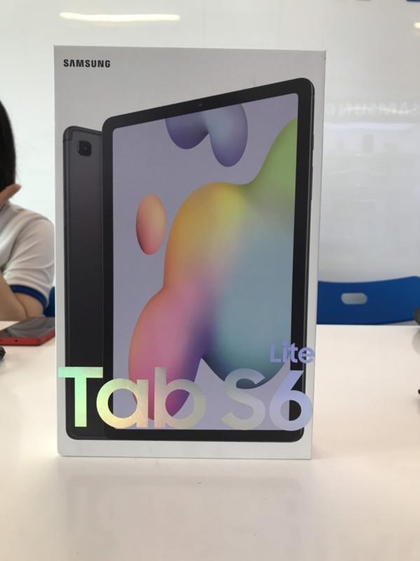 Máy Tính Bảng Samsung Galaxy Tab S6 Lite - Hãng Phân Phối Chính Thức chính hãng