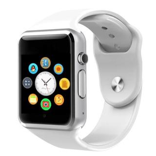 Đồng Hồ thông minh Smart Watch A1 sử dụng sim nghe gọi màn hình cảm ứng tích hợp camera hỗ trợ thẻ nhớ bluetooth nghe nhạc thỏa thích thumbnail