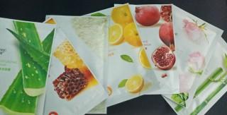 MIX 10 miếng mặt nạ Collagen Bisutang vị trái cây dưỡng trắng sáng da thumbnail