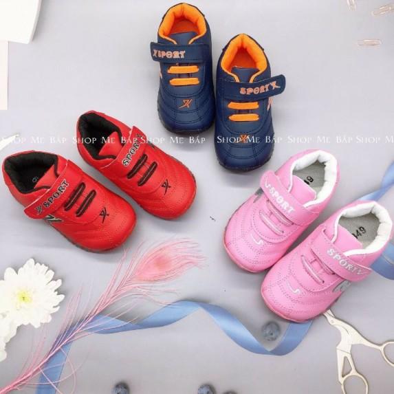 Giày Thể Thao Tập Đi Mùa Hè Có Đèn Siêu Nhẹ Cho Bé Trai Bé Gái giá rẻ