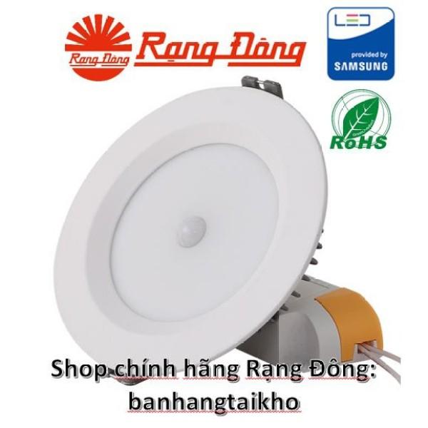 Bảng giá Đèn Led Âm Trần Cảm Biến Rạng Đông 7W/9W, Samsung Chipled