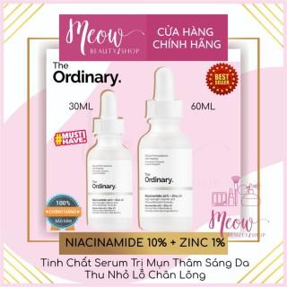 The Ordinary - Tinh Chất The Ordinary Niacinamide 10% + Zinc 1% Serum (30ml-60ml) thumbnail