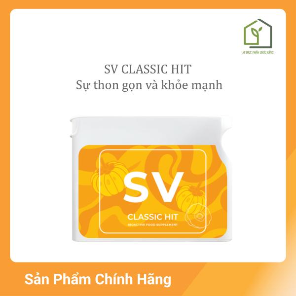 SV CLASSIC HIT  Sự thon gọn và khỏe mạnh