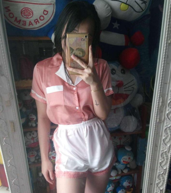 Nơi bán Đồ bộ mặc nhà nữ pijama vải satin