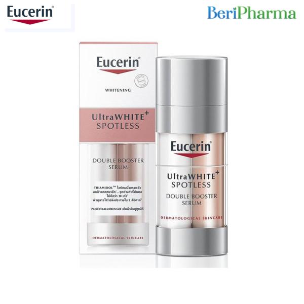 Eucerin Tinh Chất Giảm Thâm Nám Và Dưỡng Trắng Da Ultrawhite+ Spotless Double Booster Serum 30ml
