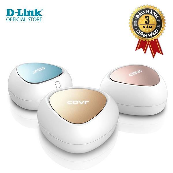 Giá Bộ phát wifi công nghệ mesh D-LINK COVR-C1203 - Hàng chính hãng
