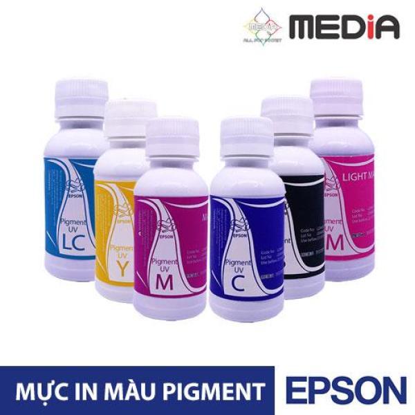 Bảng giá Mực In Phun Màu Media Cho Máy In Epson Pigment UV (100ml) Phong Vũ