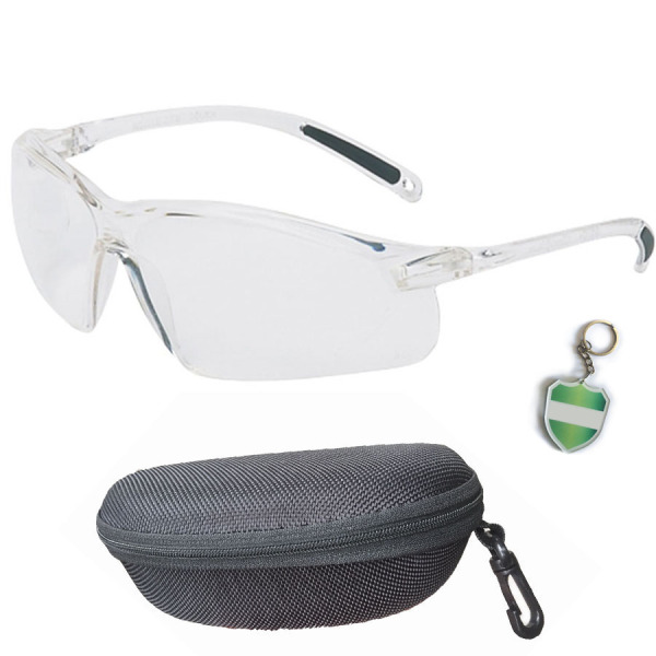 Giá bán Kính trắng trong Honeywell A700 chống bụi, chống nước , chống tia cực tím bảo vệ mắt , tặng móc treo khóa mica
