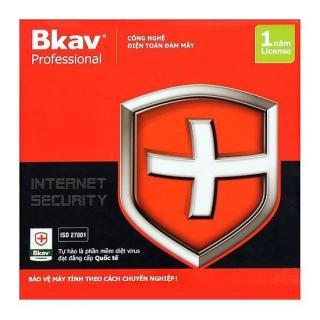Phần mềm diệt virus BKAV PRO 1 năm thumbnail