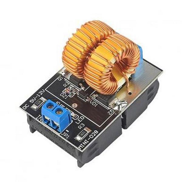 Bảng giá 12V 120W Mini ZVS Induction Heating Board Flyback Driver Broad Heater DIY Cooker+ Ignition Coil Phong Vũ