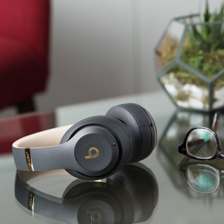 Tai Nghe Chụp Tai Bluetooth Không Dây, Tai nghe Apple Beats Studio Wireless, Khử Tiếng Ồn, Bass Mạnh Mẽ, Kết Nối Bluetooth Nhanh Chóng, Gaming Không Dây Hủy Diệt Tại Thế Giới Công Nghệ SG.