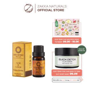 Tinh Dầu Tràm Trà Giảm Mụn Giảm Sưng Acne Tea Tree Oil 10ml - Zakka Naturals thumbnail