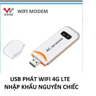 USB Phát Wifi 4G DONGLE - TỐC ĐỘ CAO - TRUY CẬP NHANH - Bảo hành 1 đổi 1 - Tặng sim 4G từ MƯỜNG THANH ROYAL thumbnail