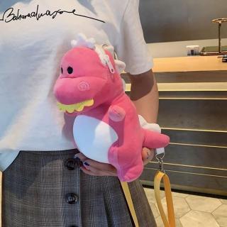 Túi đeo chéo thú bông khủng long siêu xinh 2021 thumbnail