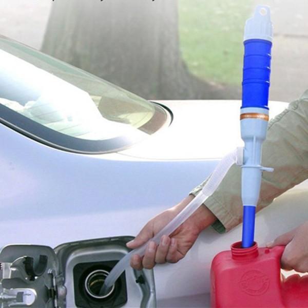 Dụng cụ bơm hút nhiên liêu bằng pin loại tốt