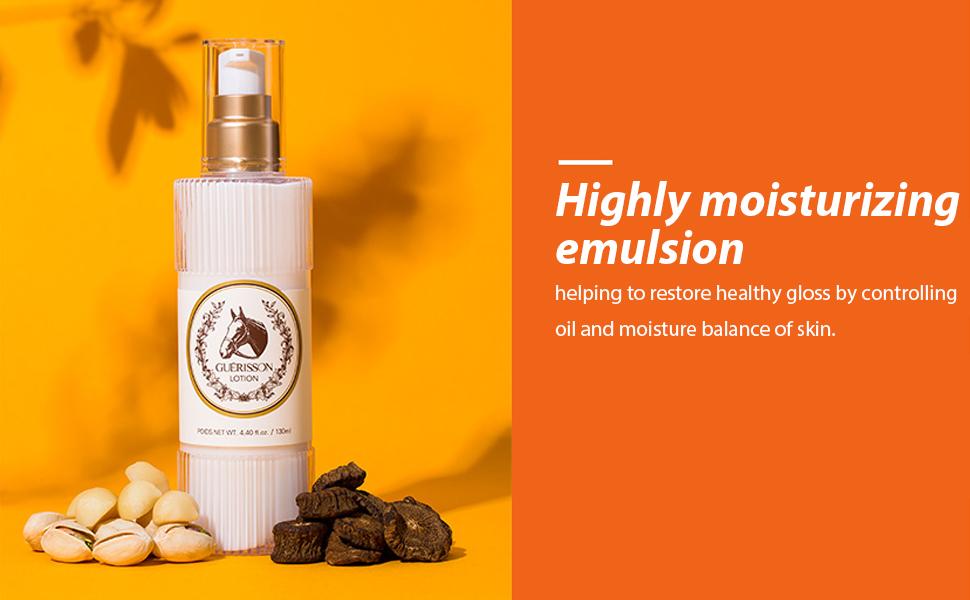 Sữa dưỡng chống lão hóa, dưỡng ẩm chuyên sâu Guerisson Lotion ...