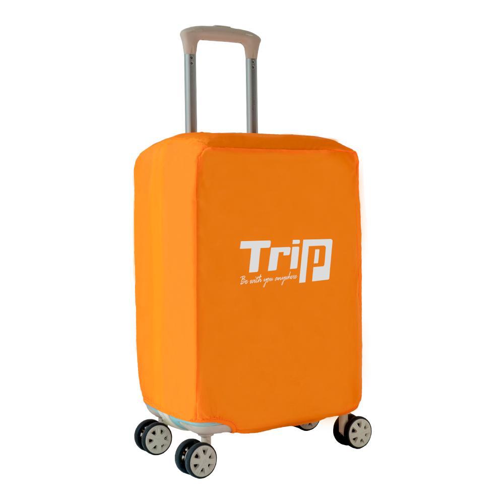 Deal Khuyến Mãi Áo Trùm Vali Du Lịch TRIP Vải Dù Chống Thấm - Áo Bọc TRIP Vảo Vệ Vali Chống Thấm Nước