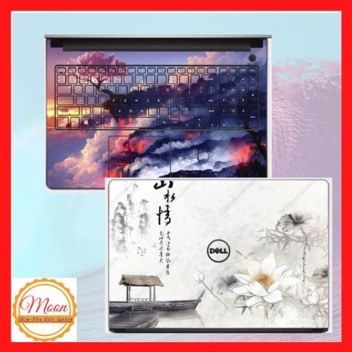 [CỔ TRANG]Skin Laptop- Miếng Dán Máy Tính Hình Cổ Phong Dành Cho Nhiều Dòng Như: Dell, Hp, Acer, Asus, Macbook,...(in hình theo yêu cầu)