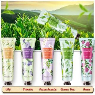Kem dưỡng da tay MayCreate làm mịn da, ngăn ngừa khô hương thơm tự nhiên thumbnail