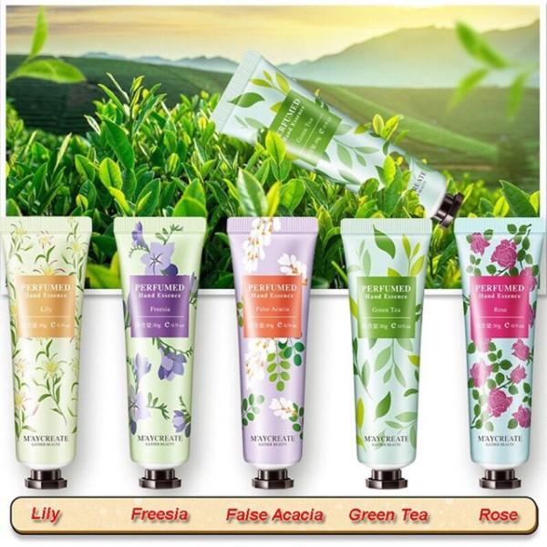 Kem dưỡng da tay MayCreate làm mịn da, ngăn ngừa khô hương thơm tự nhiên giá rẻ