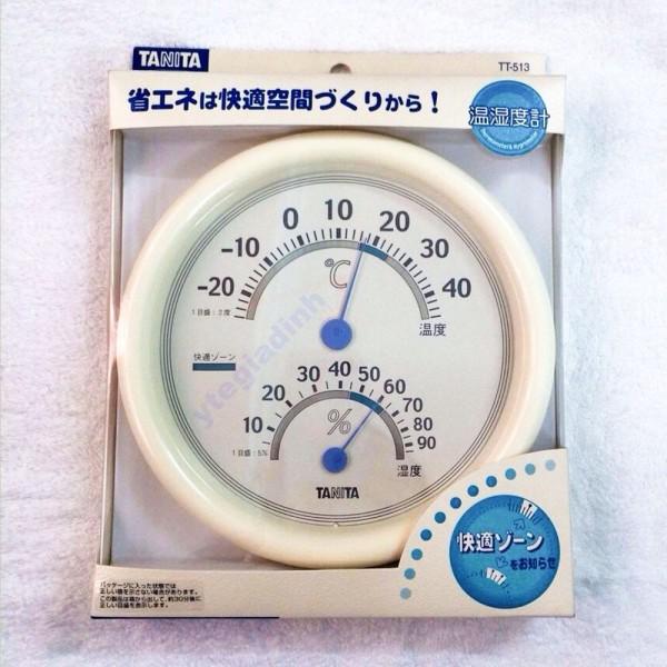Nhiệt ẩm kế tanita tt 513 (nhật bản) cơ, sản phẩm đa dạng, chất lượng tốt, đảm bảo an toàn sức khỏe người sử dụng