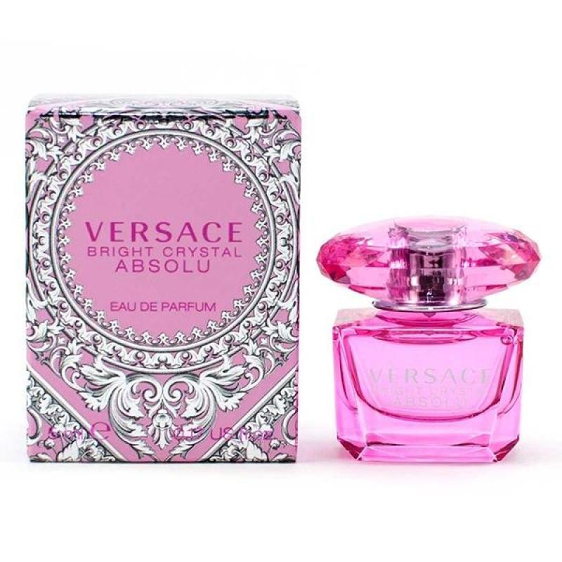 Nước hoa nữ Versace Bright Crystal Absolu 5ml - Ý