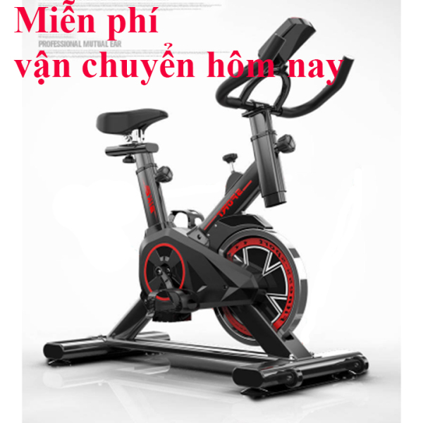 Dụng cụ thiết bị tập gym, tập thể hình tại nhà, máy đạp xe trong nhà, xe đạp tập gym tập thể hình trong phòng chất lượng cao, Sản phẩm tặng kèm 1 tai nghe Bluetooth