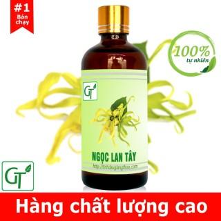 Tinh Dầu Ngọc Lan Tây GT (Ylang Ylang) Nguyên chất 100% - Thơm Nồng Nàn, Quyến Rũ thumbnail